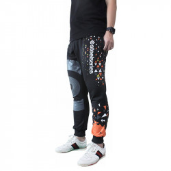 Steelseries Orange Jogger Pants